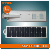 Fiber Optic Outdoor Street Cemetery Solar Lights For Garden System