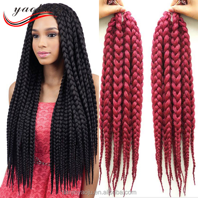 European latest fashion havana mambo twist crochet braid hair afro hair nubian kinky twist hair extension with closure