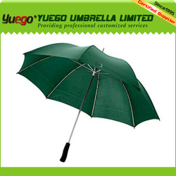 High quality fiberglass umbrella golf bag shoulder strap