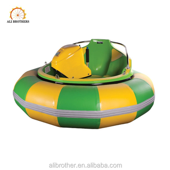 Electric Water-War bumper boat (Adult or kids)/ Inflatable bumper boat with water gun for water game