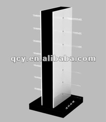 cheap elegant high quality glasses display stand rock