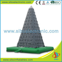 GMIF7015 outdoor portable climbing wall rental for kids and adults in shopping center