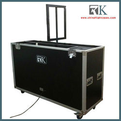 "RK Flight case with auto lcd tv lift for 32""-65"" lcd tv"