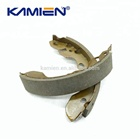Hot sale factory supply rear brake shoes for SUZUKI FSB560