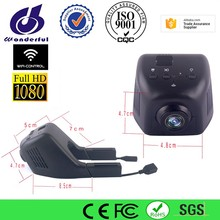 Hot selling 1080p hd hidden car camera wifi for vehicles