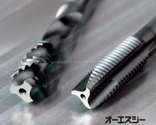 Various types of Japanese square hole drill bit made in Japan