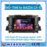 android 4.4.2 car dvd with gps for Mazda CX-5 multimedia audio controller driver download free car navigation with bose sound