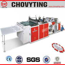 CW-1000BSDS High Speed Single(double) Line Side Sealing/Bottom Sealing Bag Making Machine(by Flying Knife System)