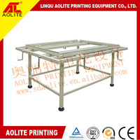 Manual Screen Printing Mesh Stretching Machine