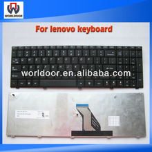 for lenovo 3000 Series G560 Black laptop keyboard with UK layout