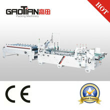 carton box pasting machine / folder gluer pasting machine / Paper box making machine