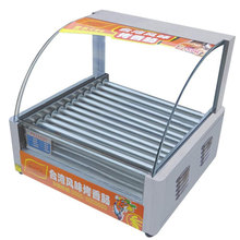 High Quality Hot Dog Warmer Machine, Sausage Steamer