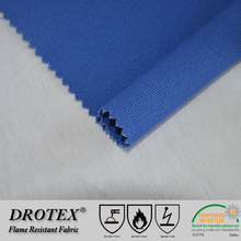 Drotex heavy weight woven 460GSM cotton canvas flame retardant fabric