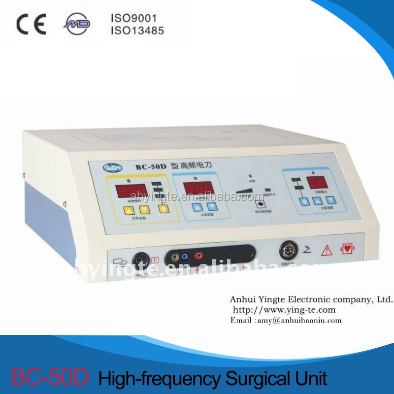 Low Temperature Veterinary Surgical Cautery Machine Electrosurgical Equipment for Sale