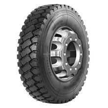 mining tire made in China heavy duty truck tire 11R24.5 with big block pattern for mining dump truck