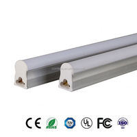 High power electronic led tube light fixture
