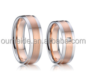 high end fashion jewelry, jewelry store window display copper dummy wedding bands
