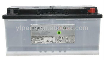 TIBAO auto parts battery for AUDI OEM No.:000915105DL