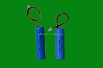 LiNiCoMnO2 rechargeable battery--3.7v 2000mah 2100mah lithium 18650 battery