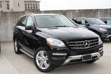 2014 Mercedes-Benz ML350 Blutec