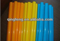 Lustrous Pipe Colored Plastic Tube In All kinds of Measure