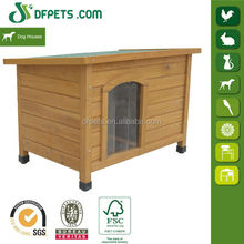 DFPets DFD030 Small Size Dog Kennel With Roof