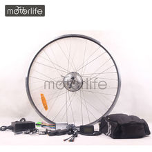MOTORLIFE HOT SALE Direct factory supply ce pass electronic bike conversion kit