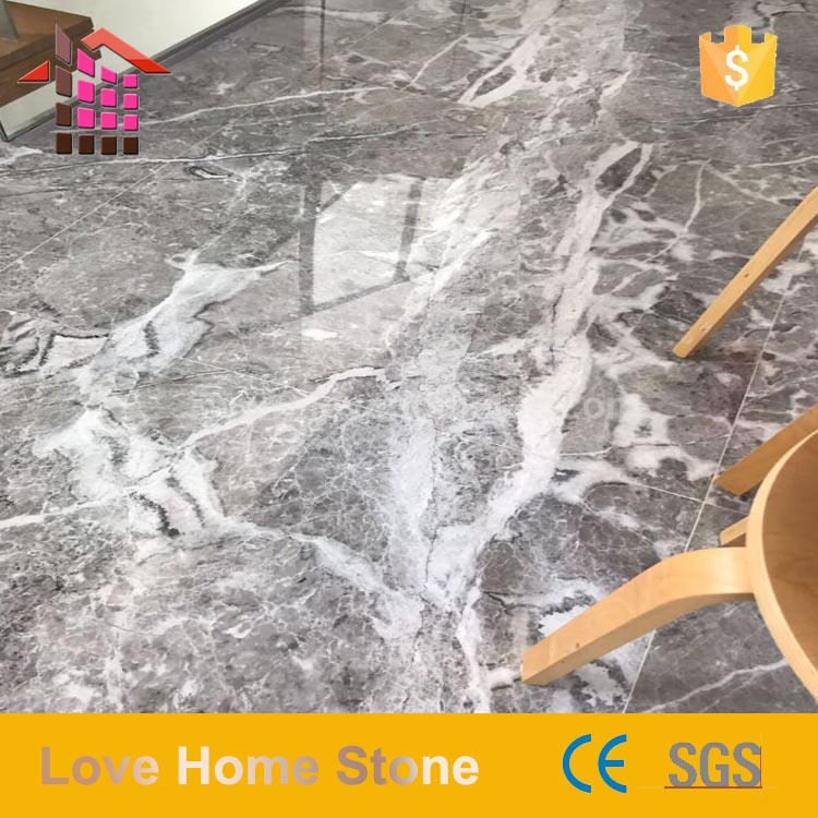 LOVE HOME STONE Customized Dimension Popular Marmo Grigio Stone
