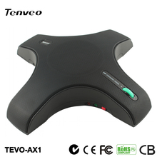 TEVO-AX1 Omni-Directional Tabletop Conference Microphone skype