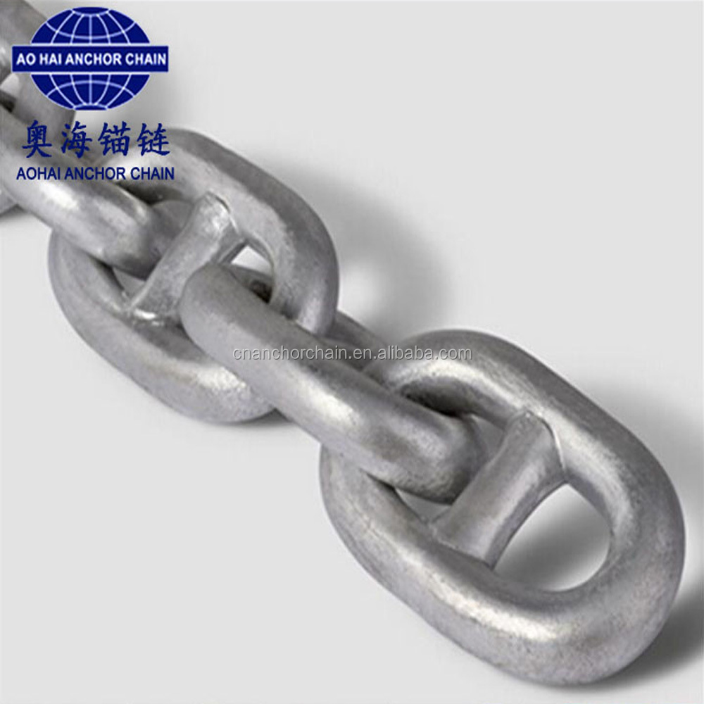 Standard G1 G2 G3 Anchor Chain For Ship With BV cert