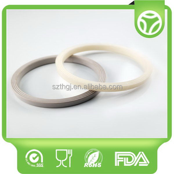 Top quality updated locking silicone rubber window gasket