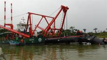 China Good Quality Dredger