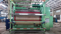 calender machine for knitted fabric