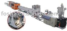 Water And Gas Supply ABS PP PE pipe making machine