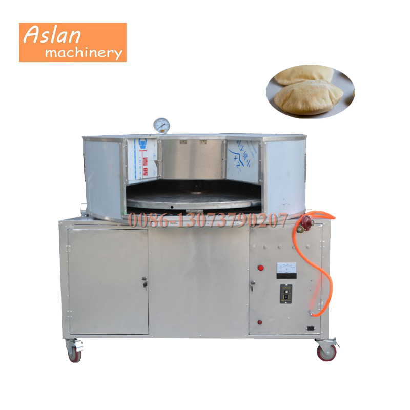 best selling pocket bread baking machine/Tortilla bread baker machine/pita bread oven gas