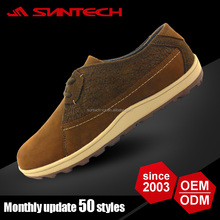 2013 trendy high quality leather casual shoes men