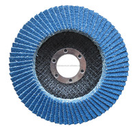 zirconia abrasive flap disc for polishing stainless steel