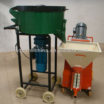 Popular Spraying Plaster Machine with wide application