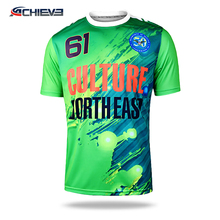 sublimated technology to manufacturing shirt for soccer team