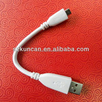 USB 2.0 male to micro 5 pin cable free driver usb2.0 webcam