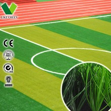 New Eco-Friend Football Plastic Artificial Lawn