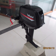T9.8 outboard motor 2stroke for pvc fishing boat