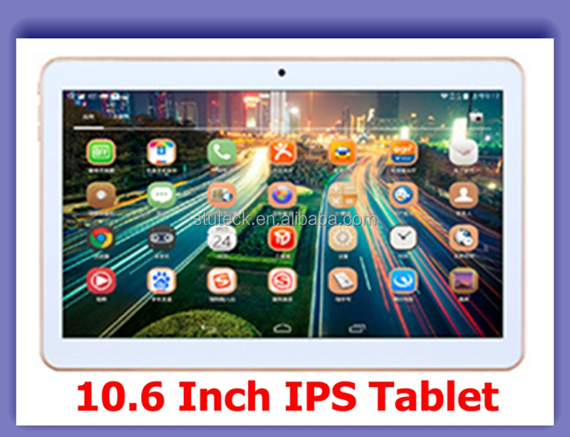 Cheap 10.6 Inches IPS 1366X768 Capacitive Screen Android 5.1 Google Play Versions 8GB 16GB 10 INCH Tablet PC