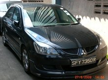 Lancer1.6M Use automobile for export