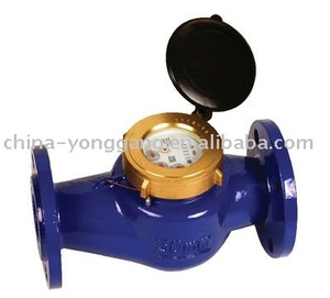 "Multi jet wet type water meter( flange type) DN50( 2"" )"