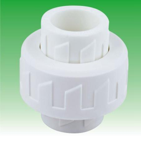 green and white color ppr water supply pipes