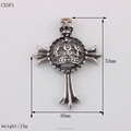 New Design Pendant Stainless Steel Cross Pendant