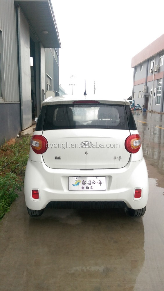 smart 2 seaters 2 doors electric automobile