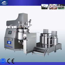 2015 China Yuxiang Top Sale Laboratory Emulsifying Vacuum Mixer