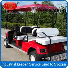 hot products 48v Golf Cart 6 seaters electric golf car club cars for sale